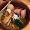 担々麺 麺山椒 - 料理写真:汁なし担々麺、チャーシュー2枚・味玉トッピング