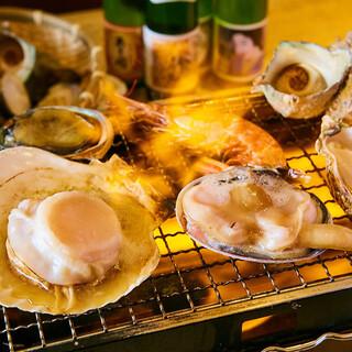 ★限定キャンペーン★17品浜焼き食べ放題が驚き999円