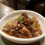 焼肉 ぱいんひる - 料理写真:和牛すじ煮込み