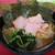 高松家 - 料理写真:中盛ラーメンです☆ 2020-1006訪問