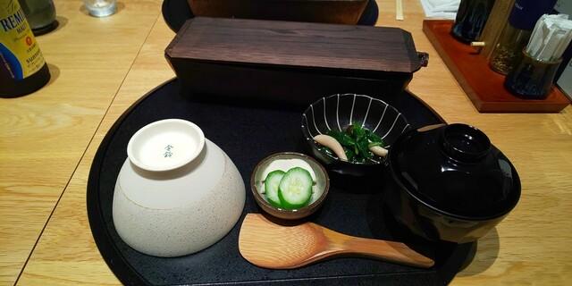 うなぎ四代目菊川 ムスブ田町店の料理の写真