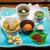 新橋 いっぱし - 料理写真:おつまみ八寸 新すじこの西京漬け 焼きナスのお浸し 太岩もずく 卵黄の醤油漬 アボカドの出汁漬け 揚げ銀杏 蒸しアワビ