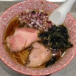 麺や べらぼう - 料理写真:
