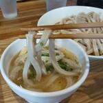 武蔵野うどん 澤村 - 料理写真:濃厚鴨汁うどん1