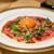 雪月花 たなかさとる - 料理写真:サーロインのユッケ、三河満月卵の卵黄