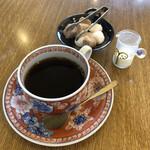 二三味珈琲 cafe - 二三味ブレンド(ホット)