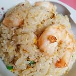 干楽中華菜園 - 料理写真:予想以上に、海老が大きかったです!