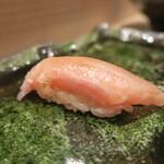 鮨 山浦 - 金目鯛