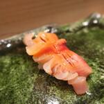 鮨 山浦 - 閖上赤貝