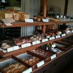 パン デ ノブ - 料理写真:パン コーナー