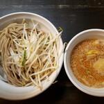 極濃つけ麺ブンブンマル - 料理写真:濃厚チャーシューつけ麺 (1,050円)