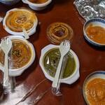 インド料理 タージ・パレス - 料理写真: