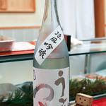 東家 - 雨後の月 涼風吟醸 2012.7.2