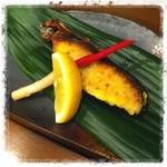 Omusubitawara - 鰆の味噌漬け