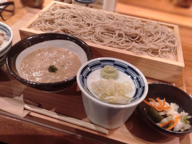 じねんじょ庵 大泉学園店の料理の写真