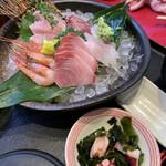 魚料理の店 鮮魚まるふく -