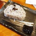 山ぶき - 料理写真:おにぎり(十六穀米)