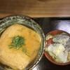 饂飩 梵蔵 - 料理写真:きつねうどんのset