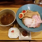 138306434 - 特製濃厚つけ麺