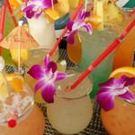 ハワイアンダイニングHAUOLI - ハワイアンカクテル