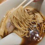 138307672 - 全粒粉配合のストレート細麺