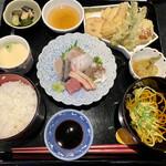 和風食事処ととろ - 料理写真:おまかせ定食(¥1500)