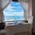 海辺のレストラン ラ・プラージュ - 内観写真:窓辺のレストラン