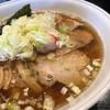 自家製麺 名無し - 料理写真:チャーシューメン+ネギトッピング(UP)