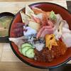 福よし - 料理写真:海鮮生ちらし丼