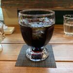 トンボロ - アイスコーヒー。