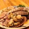 伊予船 - 料理写真:酢の物盛り合わせ