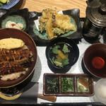 unagiryouriunawa - まぶし丼ランチ(3,000円+税)
