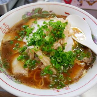 ちよだ二番 - 料理写真:チャーシュー麵大盛