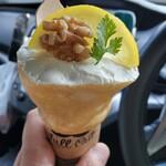 チルアウト&ソフトクリームバタケ - 料理写真: