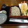 家族庵 - 料理写真:天ざるそば(1,500円)