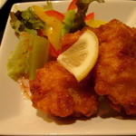 ザミドルクラブ - 鶏の唐揚げ