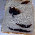 一本堂 - あんこ食パン