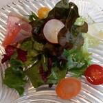 138324666 - 鎌倉野菜のインサラータ