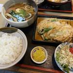 Ichifuku - 皿かつ定食
