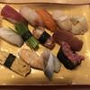 魚来亭海勢 - 料理写真:ランチにぎり1.5人前・サラダお椀付(1,397円)