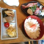 たか鮨 - 刺身定食