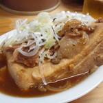 千登利 - 2012.7 肉豆腐(590円)