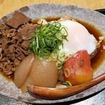 大坂おでん焼とん久 - 料理写真: