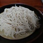 五色庵 - 料理写真:鴨つけ汁そば