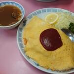 大成軒 - 料理写真:オムライス