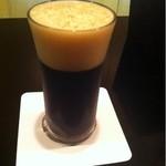 加瀬 - キリンの黒ビール  箸休め