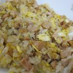 太昇亭 - チャーシューとご飯、どっちが多い?