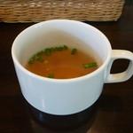 Torentotto - スープ(ランチ)