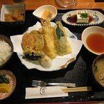 13835977 - 季節の天ぷら定食