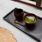 鶴仙渓 川床 - 料理写真: